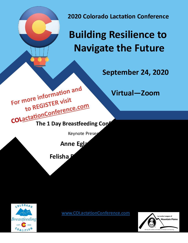2020 Colorado Lactation Conference